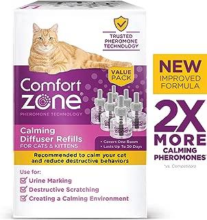 comfort zone cat pheromones