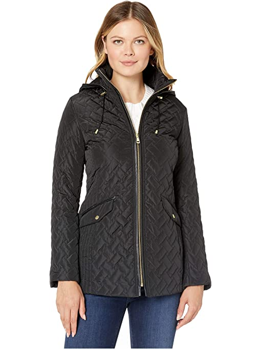Cole Haan Mens Quilted Barn Jacket