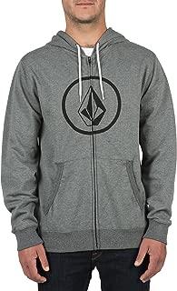 Men's Stone Zip Hoodie Sweatshirt