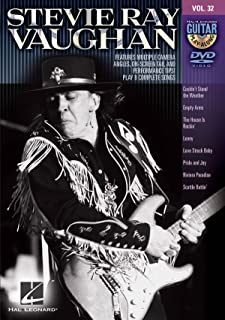 Stevie Ray Vaughan Guitar Play-Along Volume 32