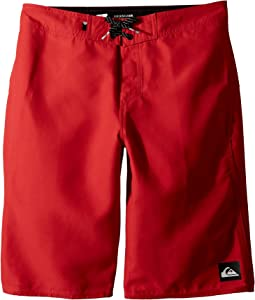 Quiksilver Kids Highline Kaimana Boardshorts (Big Kids)