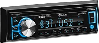 BOSS Audio Systems Elite 560BRGB Car Stereo - Single Din, Bluetooth Audio and Hands-Free Calling, CD, MP3, USB, AUX Input,...