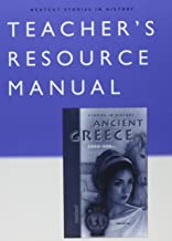Teacher's Resource Manual: Stories in History-Ancient Greece 2000-300 B.C. (Nextext Stories in History)