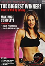 The Biggest Winner Maximum Complete 2 DVD Set Full Frontal/Back In Action Plus Exclusive Workout Music CD