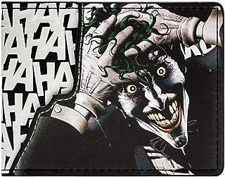 DC Comics Batman Joker Violet Portefeuille