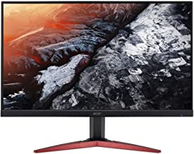 "Acer KG251Q Fbmidpx 24.5"" Full HD (1920 x 1080) TN 144Hz Monitor with AMD Radeon FreeSync Technology (Display Port, HDMI &..."