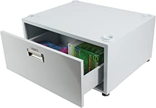 Pinnacle Appliances 18-2830W White Pinnacle 18-2830S Pedestal 3-IN-1-White
