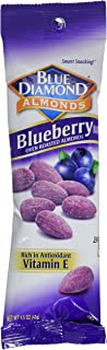 Blue Diamond Blue Diamond Almonds Almonds, Blueberry 1.5 OZ,, 1.5 oz (12)