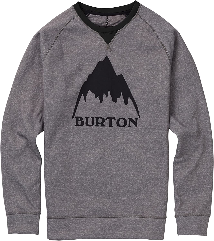 Burton Latest item Men's Crown Crew Now free shipping Bonded