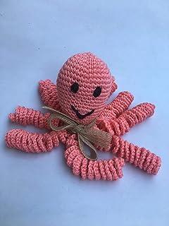 Octopus Amigurumi Pattern - pdf pattern - Crochet Pattern ... | 320x240