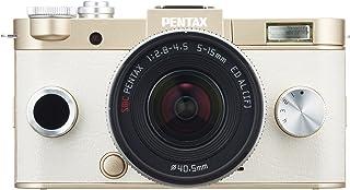 PENTAX ミラーレス一眼 Q-S1 ズームレンズキット [標準ズーム 02 STANDARD ZOOM] ゴールド 06239