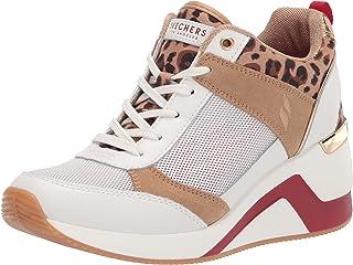 حذاء رياضي للسيدات من Skechers Skecher Street - WILD'IN