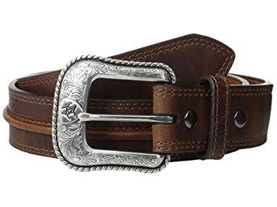 Ariat Aged Bark Belt (Aged Bark) Men