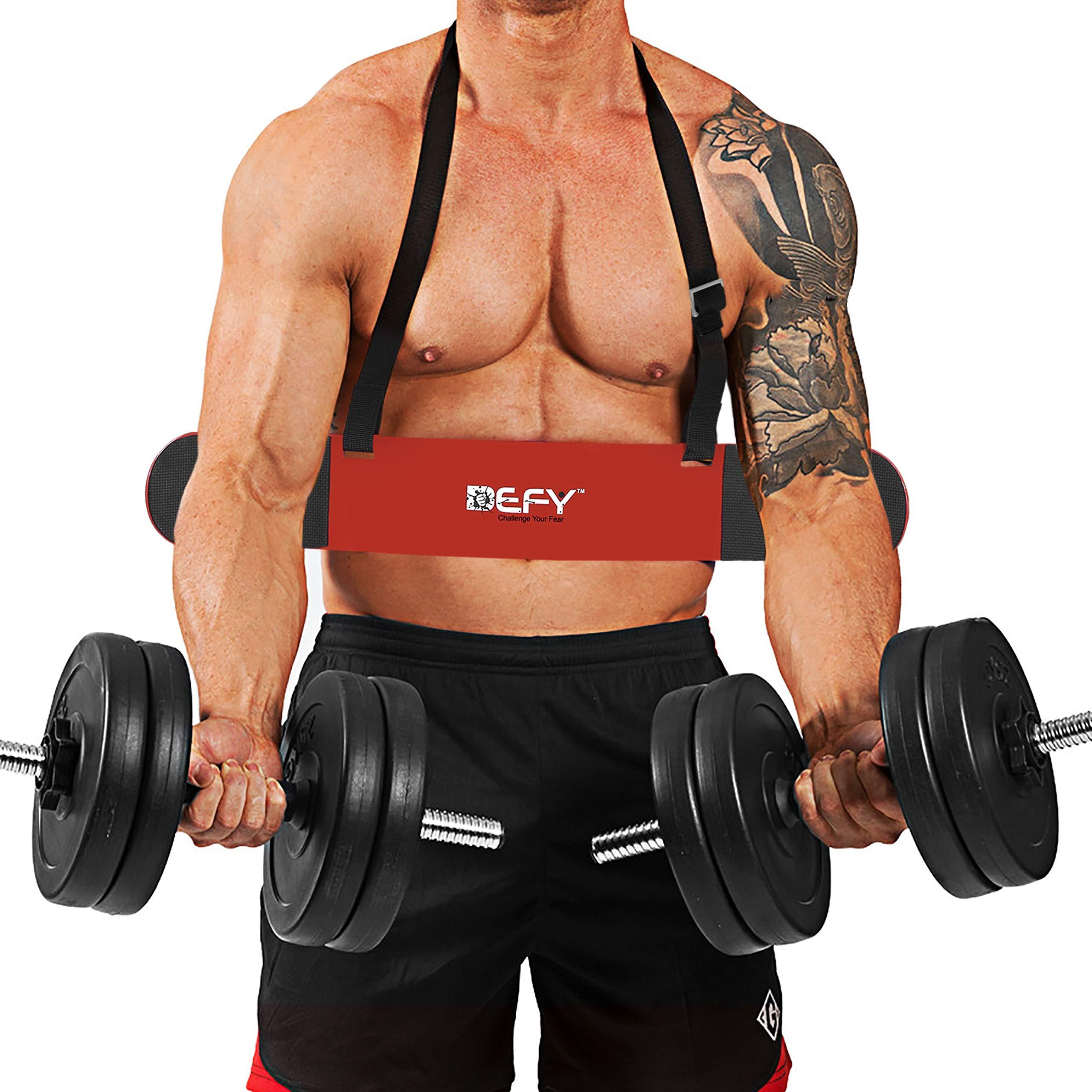 Support DEFY Aluminum Bodybuilders Advanced