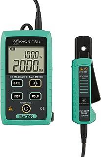 DC Milliamp Clamp Meter with case KEW2500