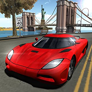 extreme driving simulator game