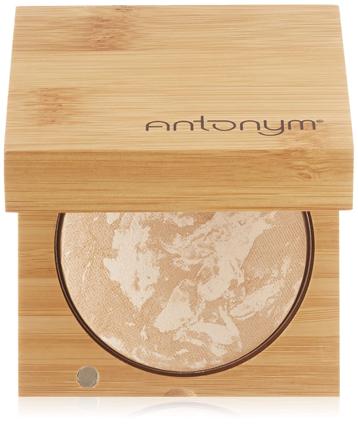 世論調査苦いモートAntonym - Certified Organic Baked Foundation Dark