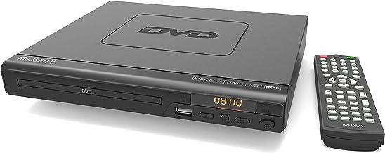 Majority Scholars DVD Lecteur – Various Regions 1-6 – Entrée USB –..