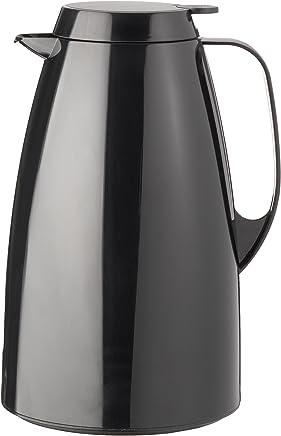 Emsa 505363 Isolierkanne, 1.5 Liter, Quick Tip Verschluss, 100% dicht, Schwarz, Basic preisvergleich bei geschirr-verleih.eu