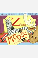 Z is for Moose Kindle Edition