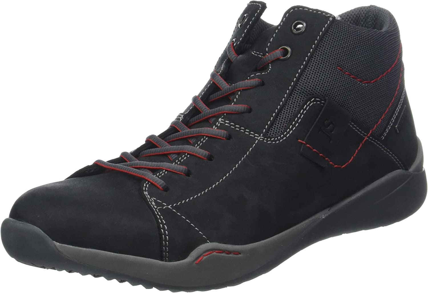 Josef Seibel Men's Ricardo 53 Hi-Top Trainers