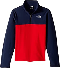 The North Face Kids Glacier 1/4 Zip (Little Kids/Big Kids)