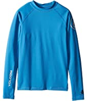 Volcom Kids - Lido Long Sleeve Thrashguard (Big Kids)