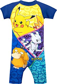Pokemon Boys Swimsuit