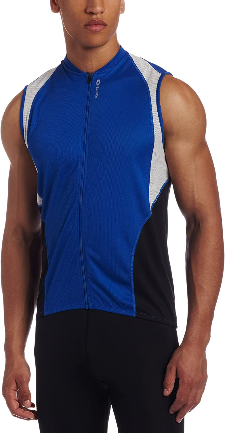 Sugoi Men's RPM Sleeveless Jersey Year-end annual account Our shop most popular