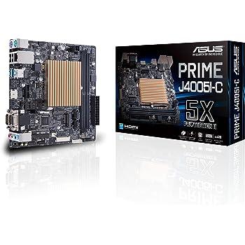 ASUS intel SoC 内臓 Celeron Dual-core J4005 マザーボード PRIME J4005I-C 【Mini-ITX】