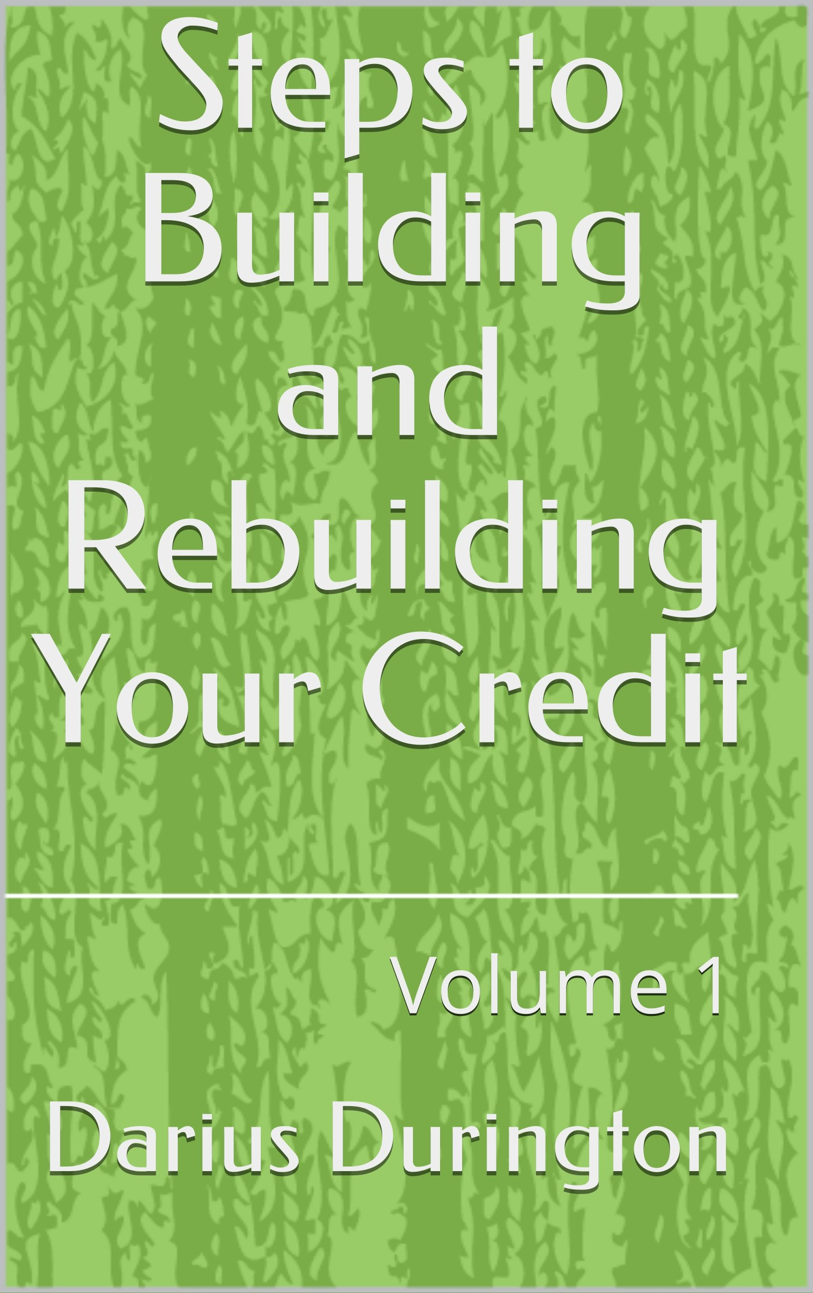 Steps to Building and Rebuilding Your Credit: Volume 1