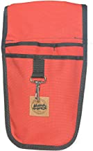 LABONVILLE Universal Wedge & Tool Pouch with Steel Snap - USA Made - Fits Chainsaw Chaps