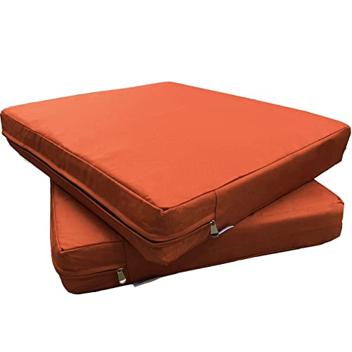 Deep Outdoor Seat Cushion 20x20 Amazon Com