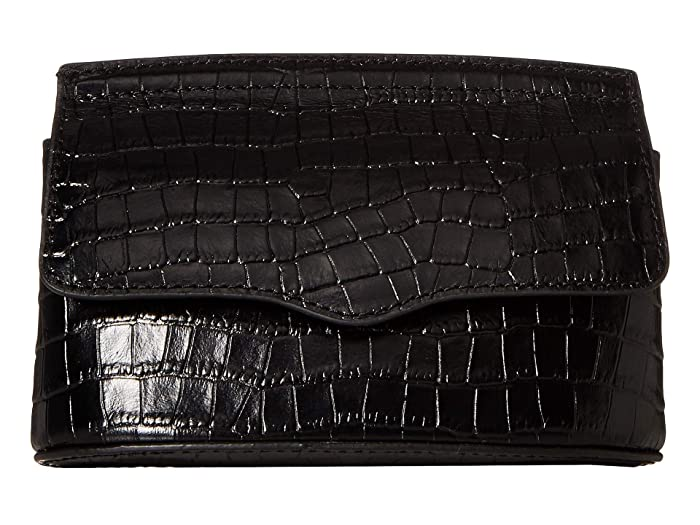 Rebecca Minkoff 20 mm Belt Bag (Black) Women