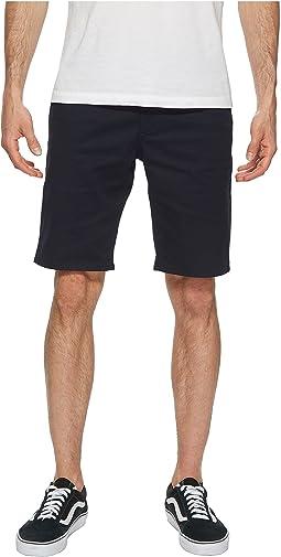Brixton - Toil II Hemmed Shorts