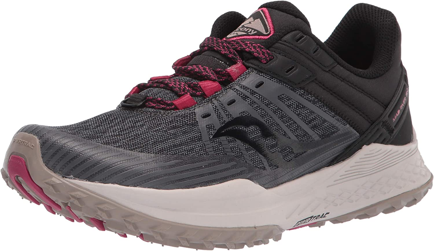 Saucony Women's Mad River TR 2 Trail Running Shoe