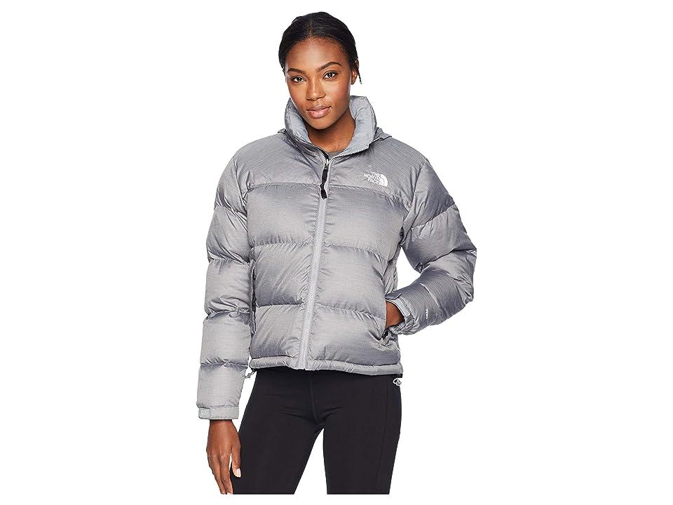 The North Face 1996 Retro Nuptse Jacket (TNF Medium Grey Heather) Women