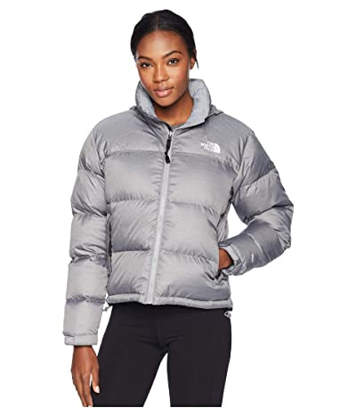The North Face 1996 Retro Nuptse Jacket (TNF Medium Grey Heather) Women