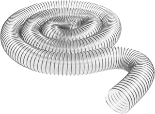 clear dryer hose