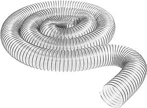 """2-1/2"""" x 10' Ultra-Flex Clear Vue PVC Hose – MADE IN USA!"""