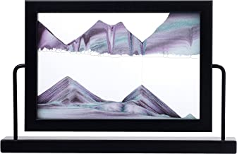 Rainbow Vision Sand Picture -- Window Vista