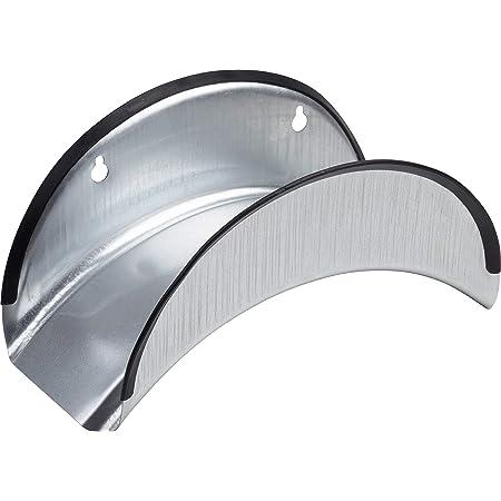 ADW Meister - Soporte recogemangueras (Metal galvanizado)