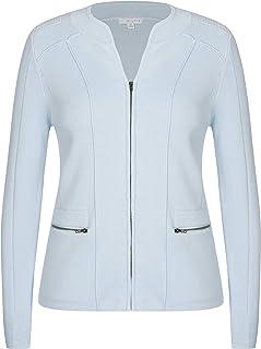 W.Lane Knit Zip Jacket - Womens