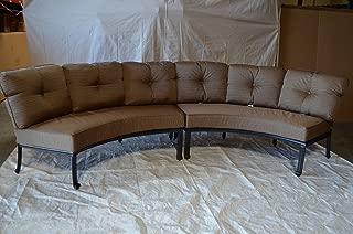 Best cast aluminum sofa Reviews