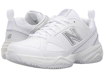 New Balance WID626v2 (White) Women