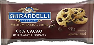 Ghirardelli, 60% Bittersweet Chocolate Chips, 10 oz