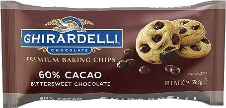 Ghirardelli, 60% Bittersweet Chocolate Chips, 10 oz