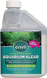 Envii Aquarium Klear - Tratamiento Agua Verde Acuario - Trata 4.000 litros