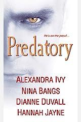 Predatory (The Sentinels Series) Kindle Edition