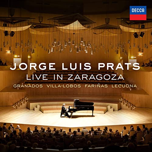 Granados: Goyescas - Suite - 7. El pelele (Escena goyesca) (Live In Zaragoza, Spain/2011) by Jorge Luis Prats on Amazon Music - Amazon.com